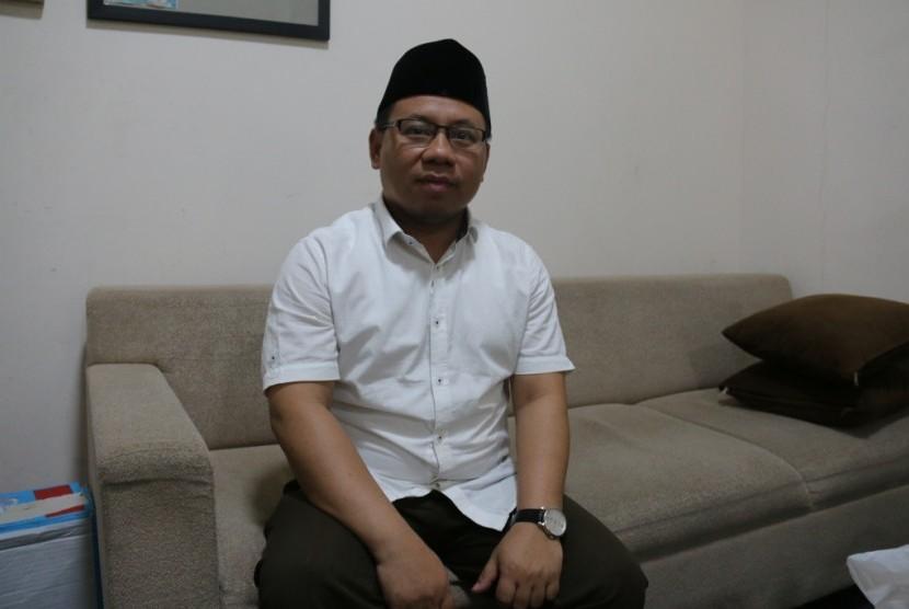 Kepala Pusat al-Islam dan Kemuhammadiyahan (AIK) dan Layanan Sosial Keagamaan LPSI UAD, Nur Kholis Arman Maimun