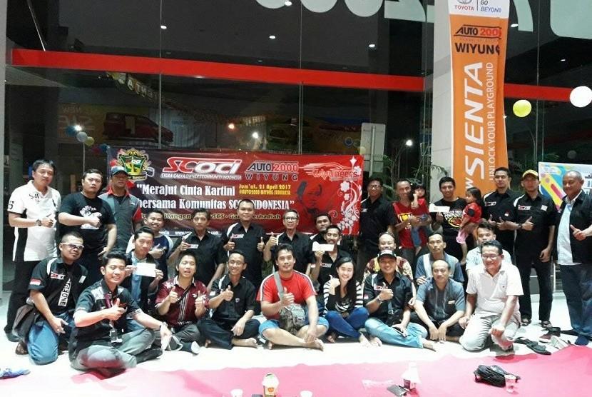 Merajut Cinta Kartini Bersama Komunitas ScocIndonesia