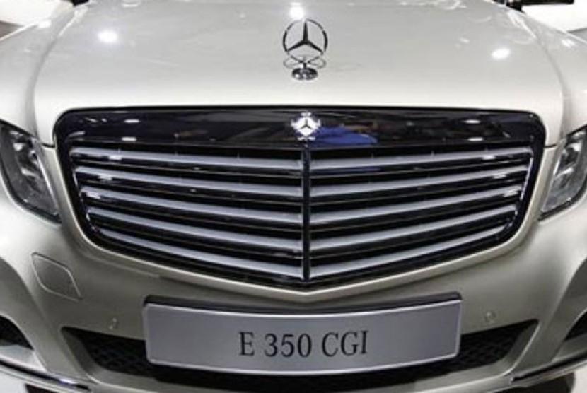 Mercedes benz ml 250 cdi mendarat di indonesia republika for Mercedes benz 663