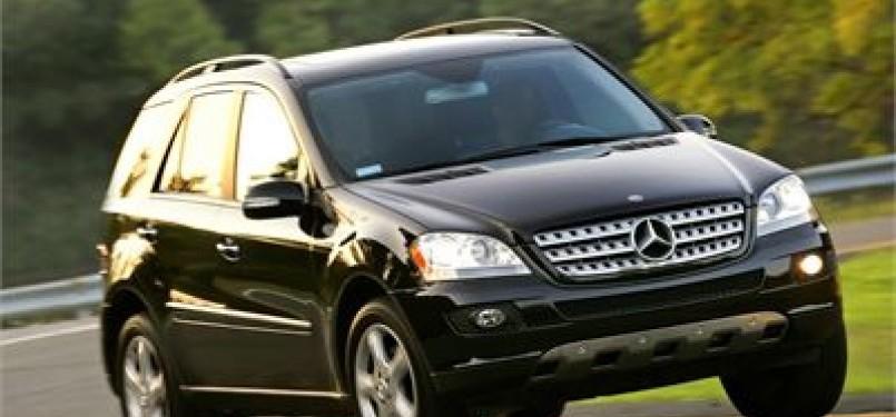 Mercedes ml 300 nyaman untuk off road republika online for Mercedes benz ml 300