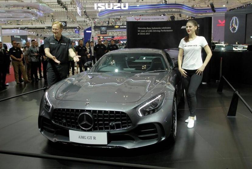 Mercedez AMG GT R