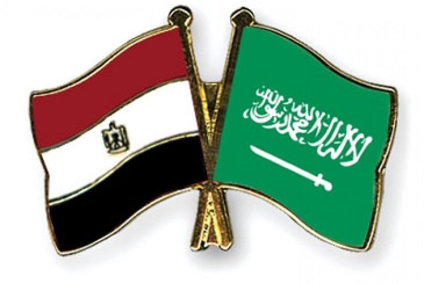 Mesir - Arab Saudi