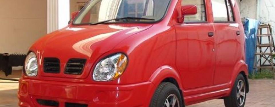 Micro car Gea