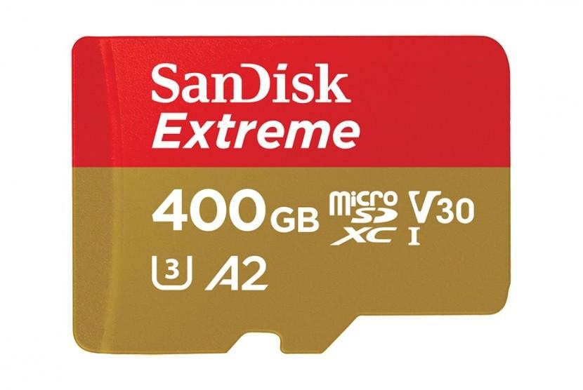 microSD UHS-I Extreme SanDisk