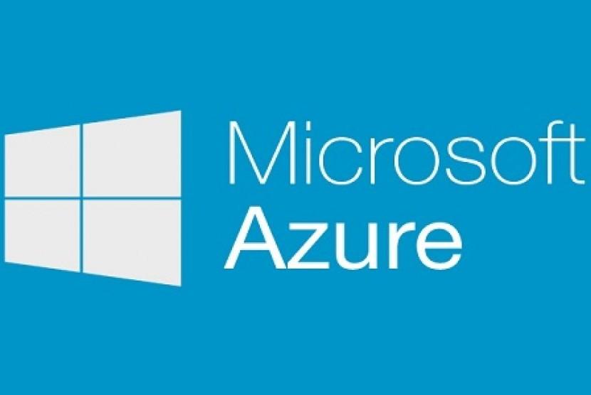 Microsoft Azure. Ilustrasi