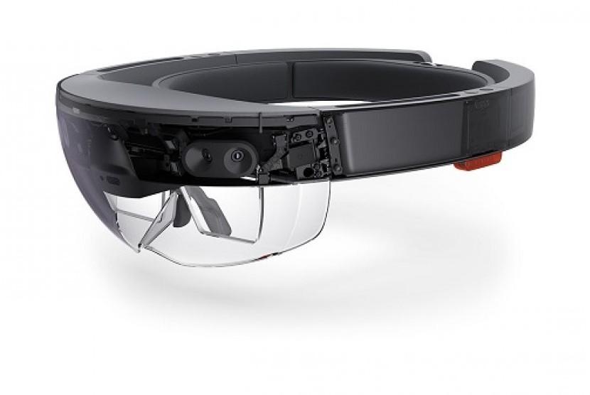 Microsoft HoloLens mulai dipasarkan ke enam negara.