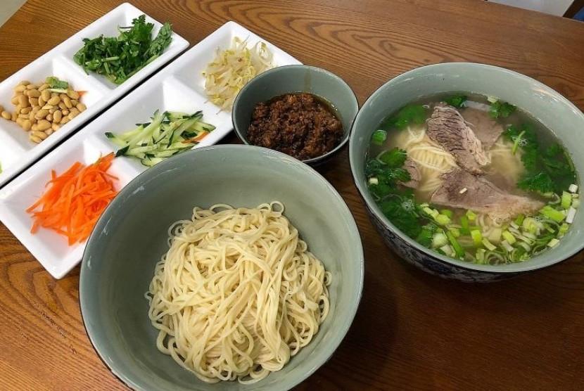 Cicipi Mi Halal Yi Zun
