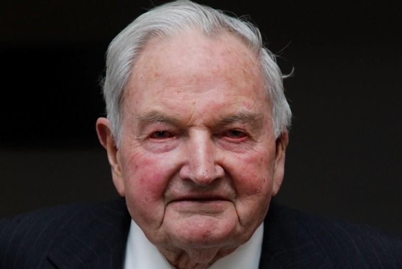 Miliarder Amerika Serikat, David Rockefeller, meninggal pada usia 101 tahun pada Senin (20/3) waktu AS. Ia tercatat sebagai orang tua terkaya di dunia
