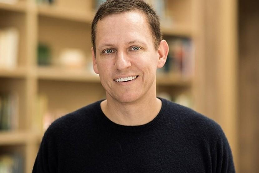 Miliarder Amerika Serikat, Peter Thiel.