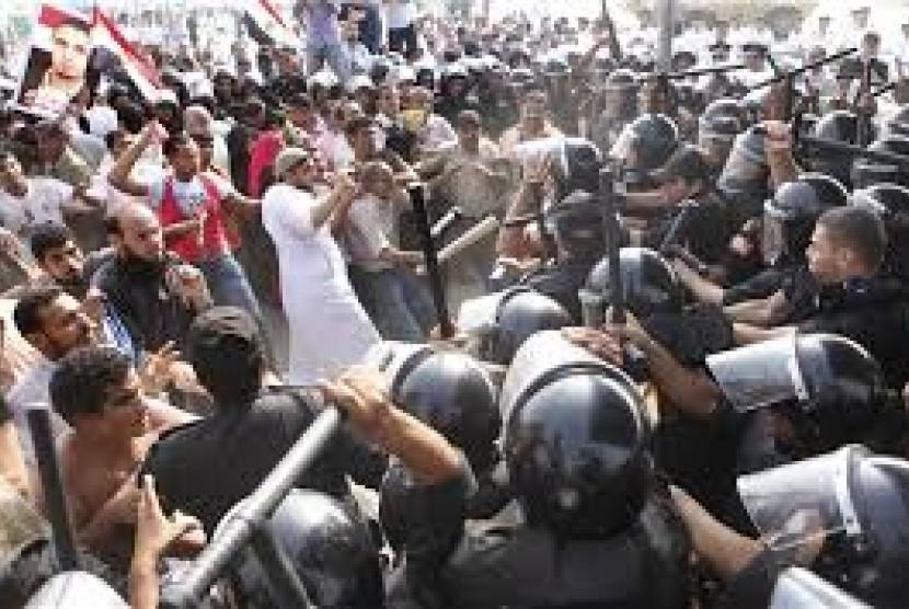 Militan Alqaidah Mesir coba meledakkan Kedubes Prancis dan AS
