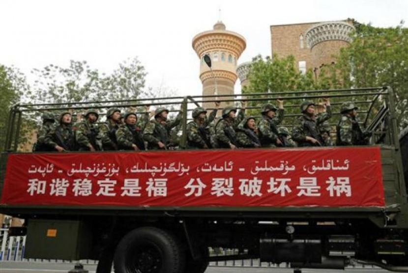 Cina Diminta Jamin Kemerdekaan Beragama Rakyatnya