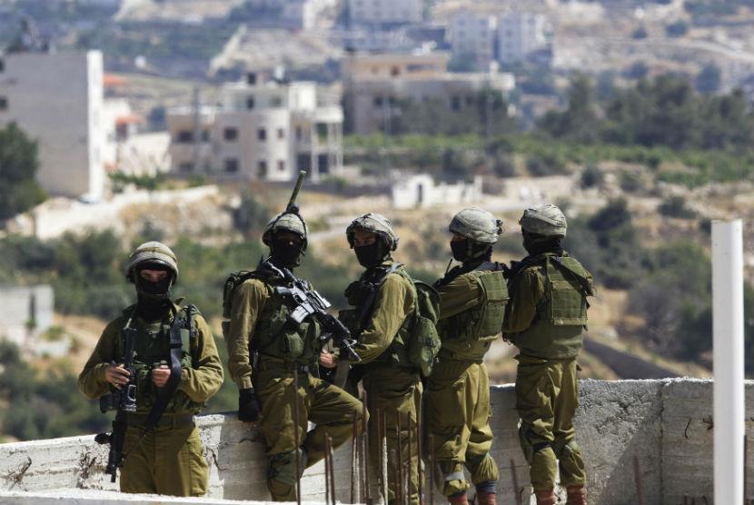 Pos Pemeriksaan Israel Kejam dan tak Manusiawi