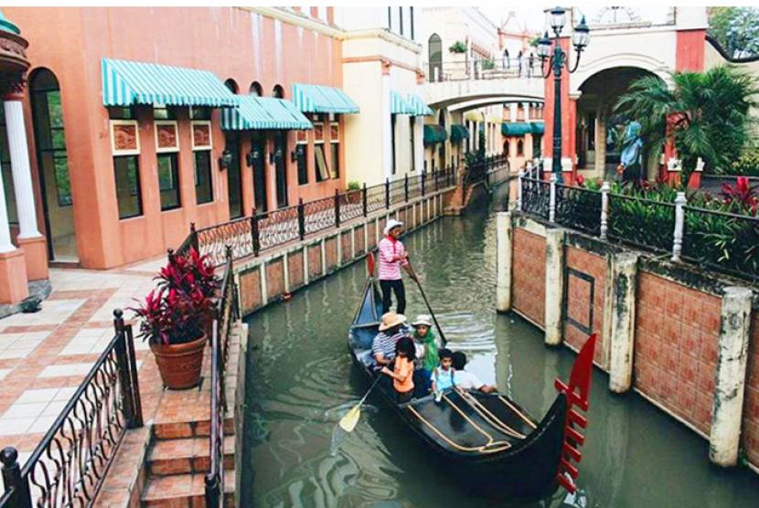 Jejak Hubungan Dunia Islam dan Venesia