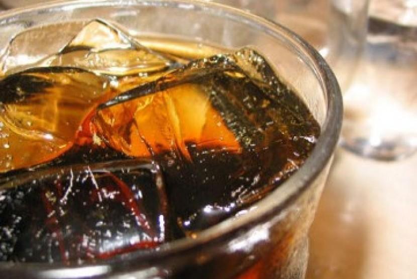 Minuman ringan (Ilustrasi)