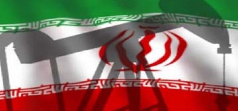 Minyak Iran/ilustrasi
