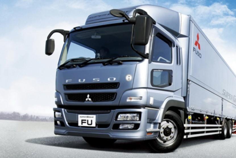 Otomotif Mail: Fuso Dan Daimler Bergandengan Perkokoh Pasar Truk Dunia