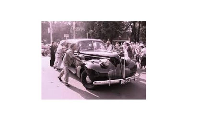Mobil Buick-8 milik Presiden Sukarno