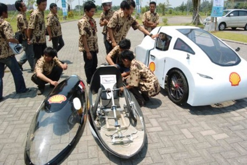 Mobil Sapu Angin ITS
