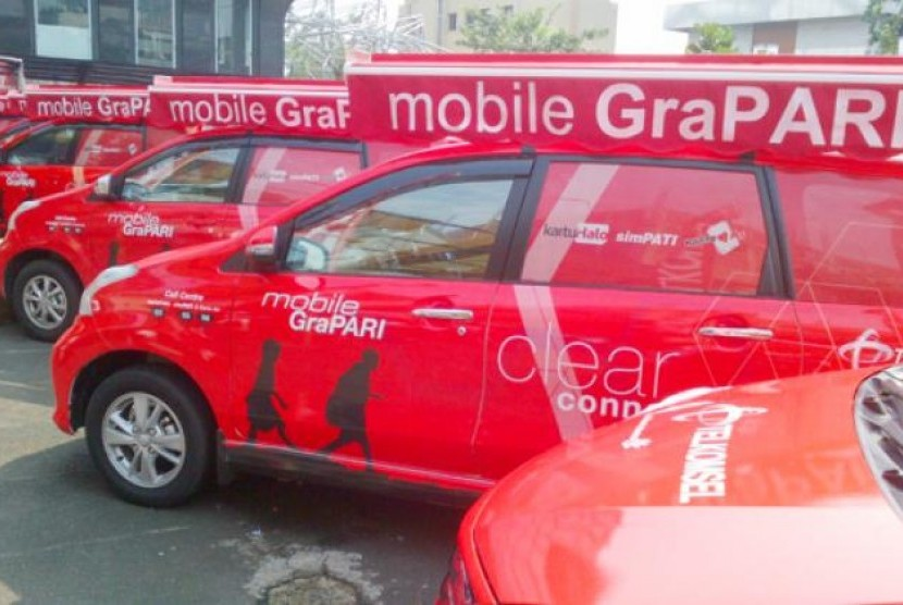 Mobile Grapari Telkomsel