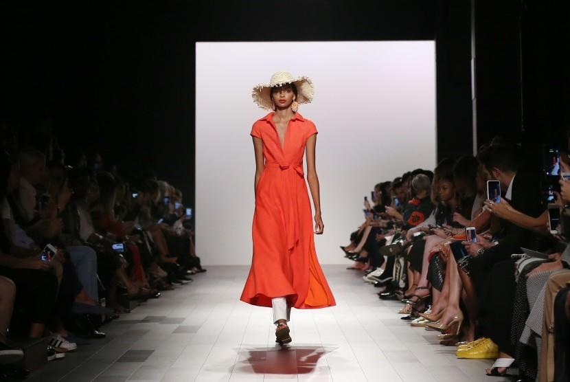 Ingin Tampil Gaya Ala Model Pekan Mode New York?
