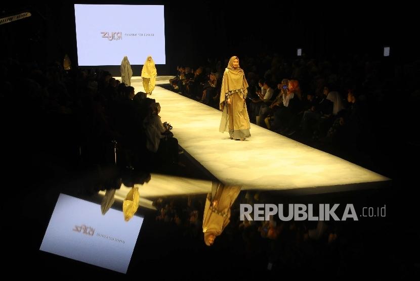 Siapkah Indonesia Jadi Kiblat Fashion Muslim Dunia?