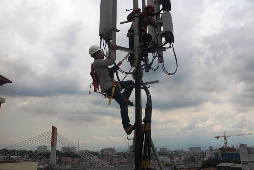 Modernisasi jaringan XL
