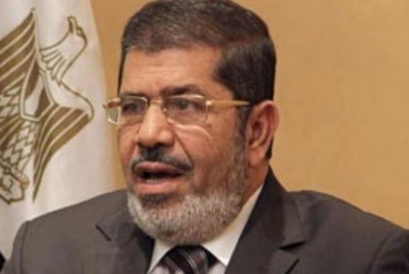 Mohammed Mursi, presiden baru Mesir