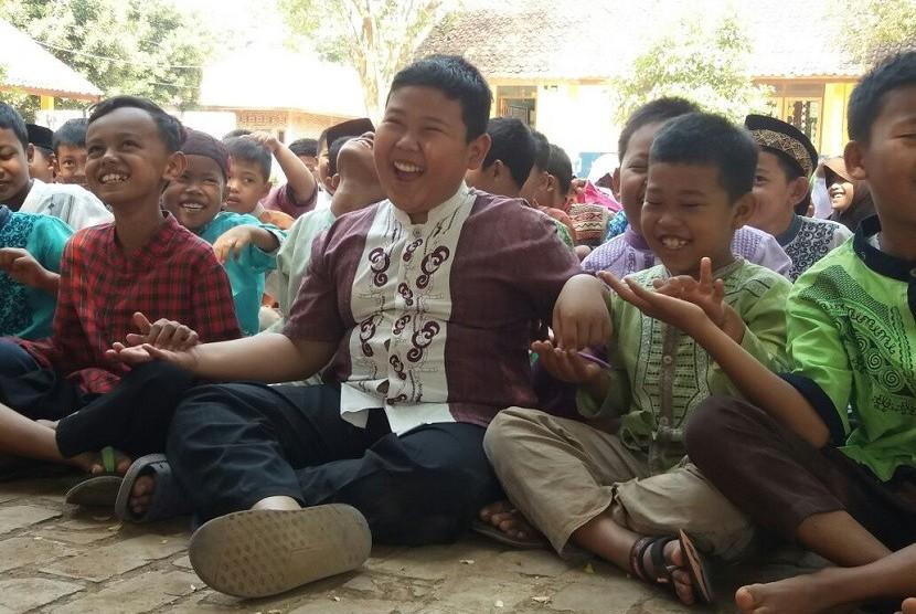 Moqu Tebarkan Cinta Quran ke Puluhan Ribu Anak Indonesia