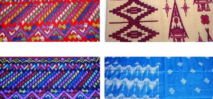 Motif batik Sasambo