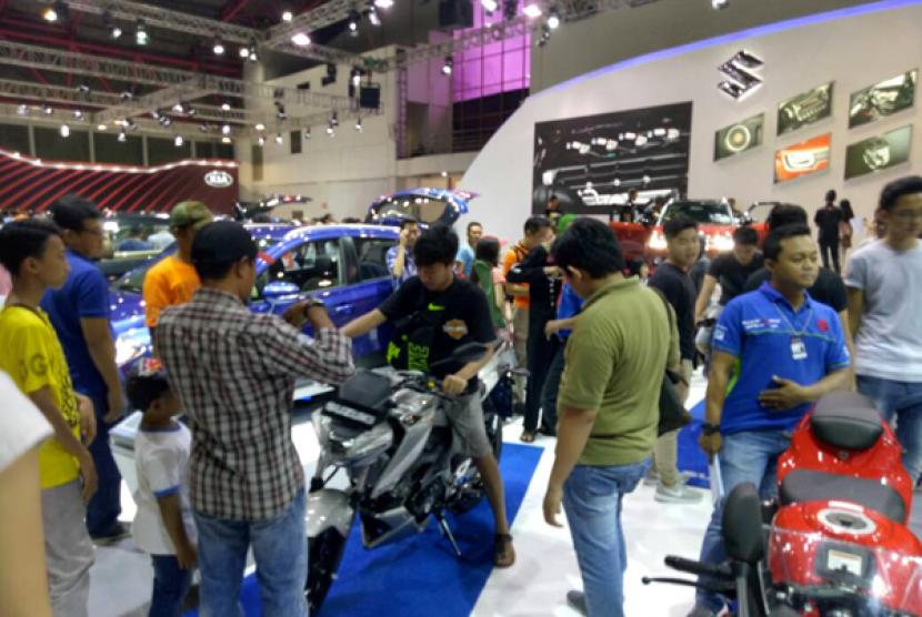 Motor Sport seri GSX-R150