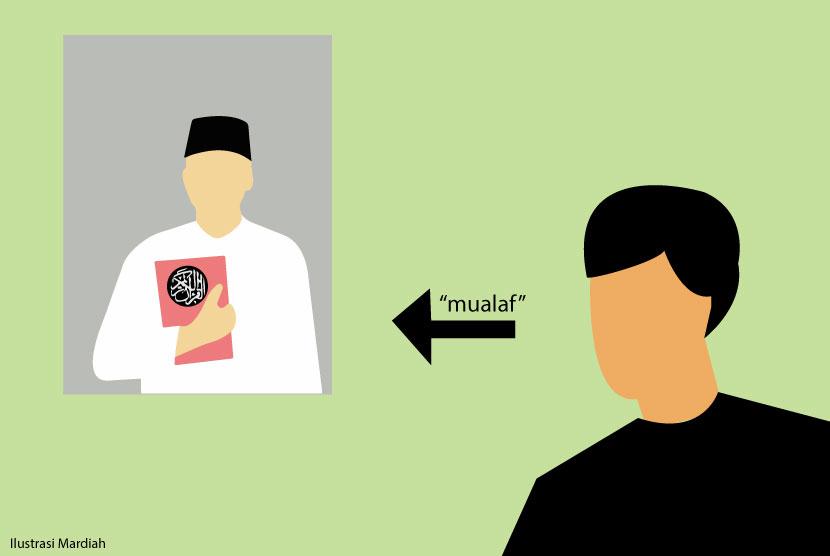 Mualaf/Ilustrasi