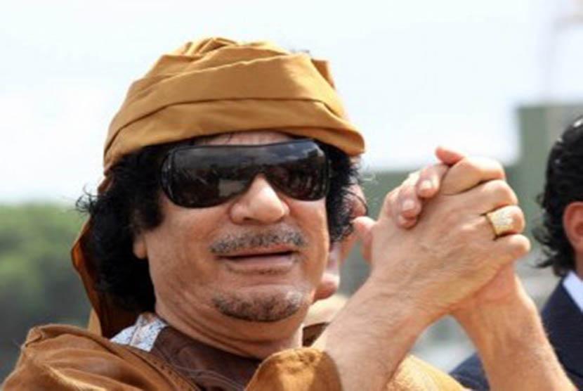 Kisah Qaddafi Diproklamirkan sebagai Perdana Menteri Libya
