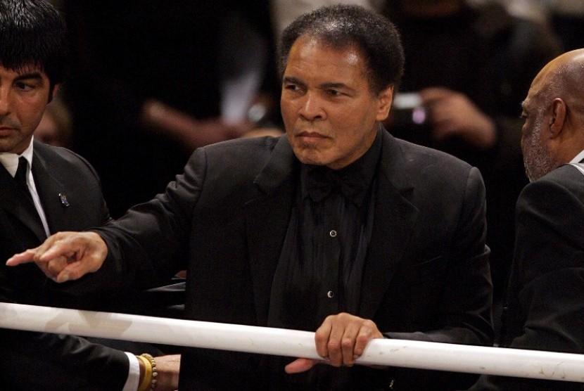 Muslim Amerika: Muhammad Ali Mewakili Arti Sebenarnya Islam