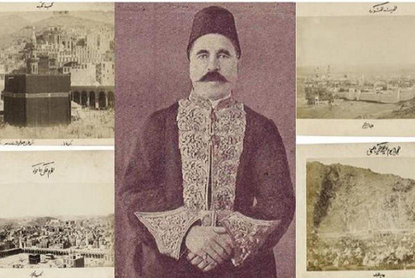 Muhammad Shadiq Beik dan hasil jepretan kameranya pada 1880