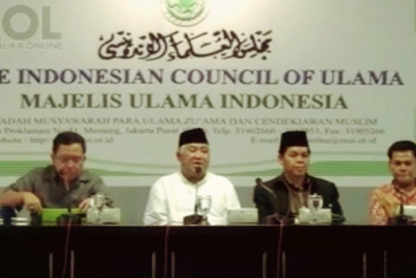 MUI Usul Pembentukan Wadah Penasihat Syariah