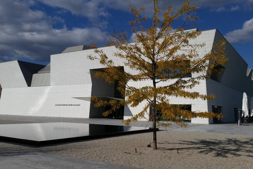 Museum Aga Khan, Galeri Seni Islam Terbesar di Amerika Utara