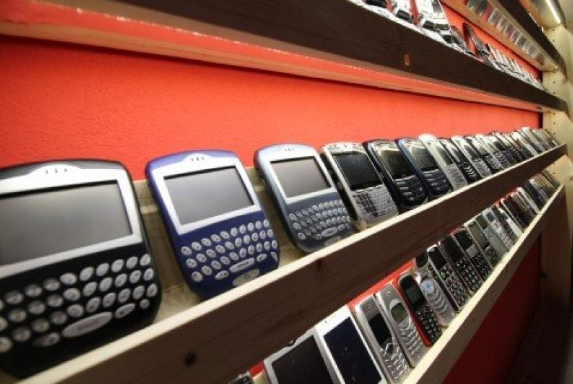 Museum of Mobile Phones.