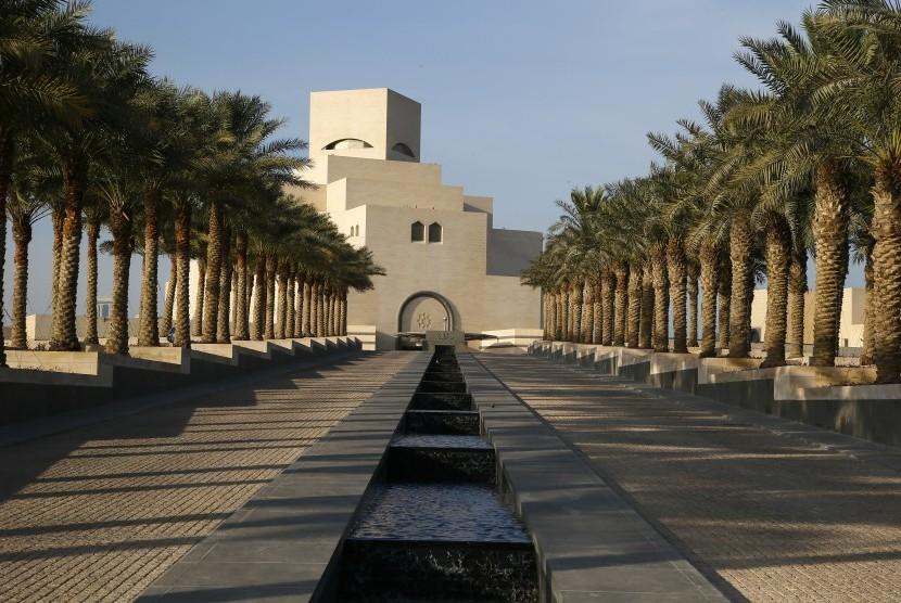 Museum Seni Keislaman Qatar.