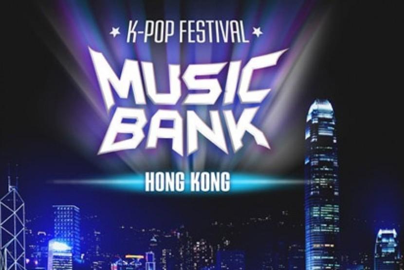 Resmi Dimulai, Music Bank in Jakarta Buat Penonton Histeris