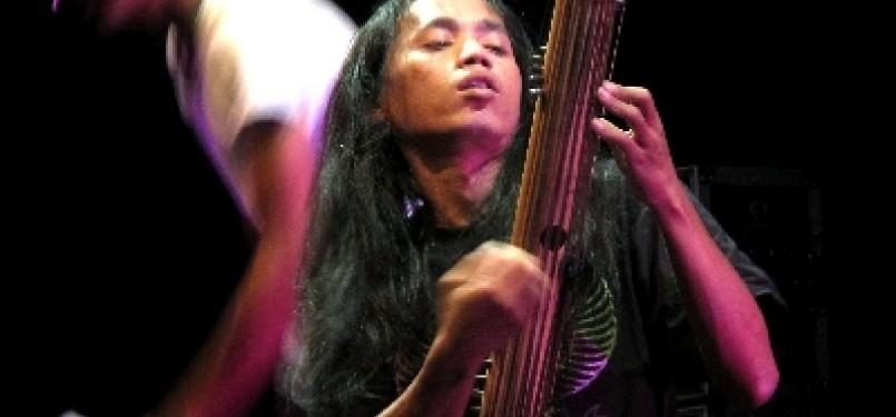 musik bambu