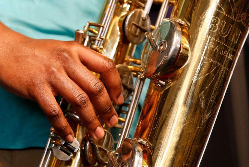 Permalink to Mendekatkan Musik Jaz dengan Pasar Tradisional