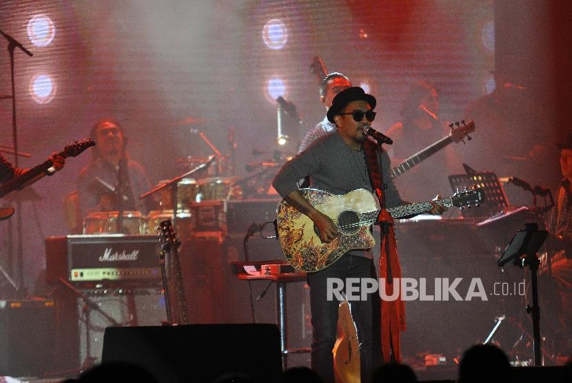 Glenn Fredly Ajak Masyarakat Tatap Masa Depan Jakarta