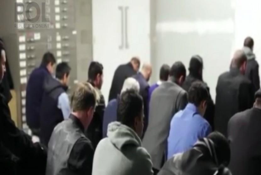 Pesat, Pertambahan Populasi Muslim di Australia