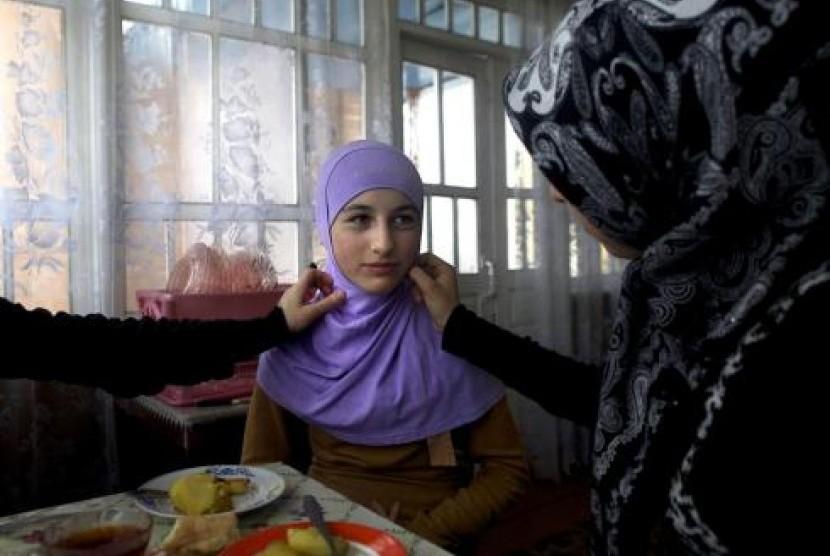 Muslim Checnya