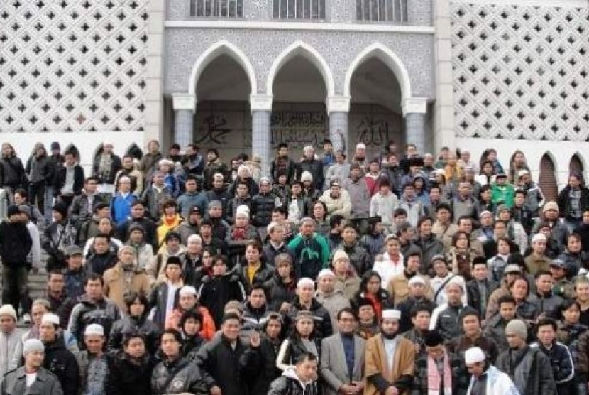 Muslim di Korea Selatan.