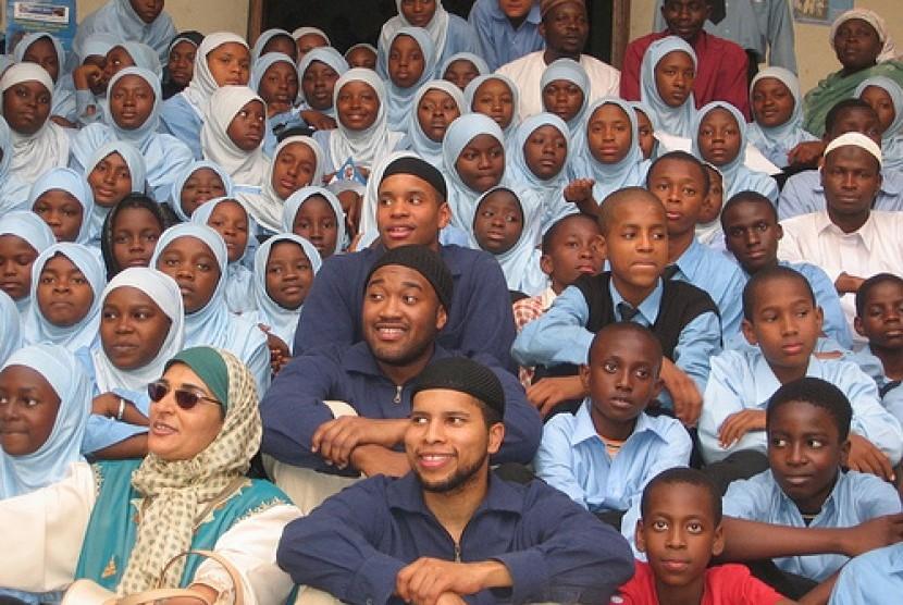 Muslim di Niger/ilustrasi