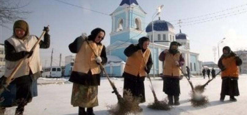 Muslim di Rusia