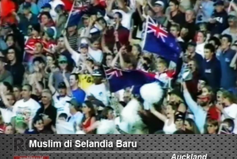 Muslim di Selandia Baru