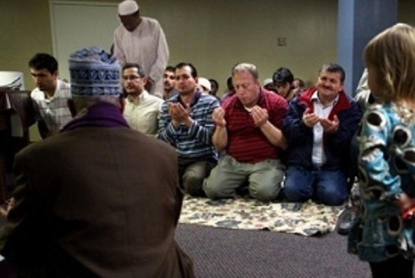 Muslim Georgia dalam mengisi bulan Ramadhan.