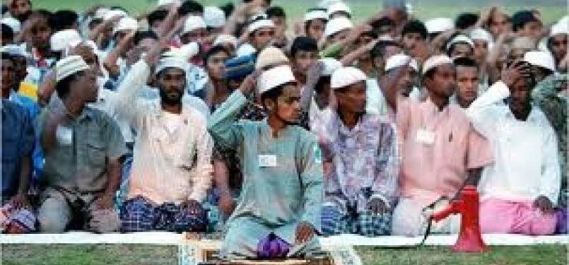 Muslim Myanmar mendapat diskriminasi di negaranya